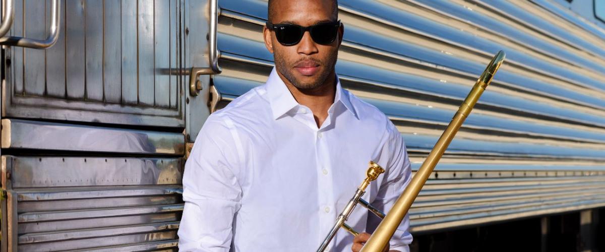 Trombone Shorty is Not Short on Sound