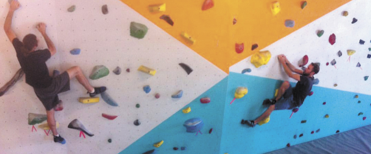 Indoor Bouldering Comes to NOLA