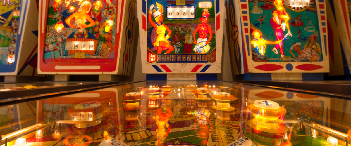 The Rise and Fall (and Rise) of Arcade Gaming