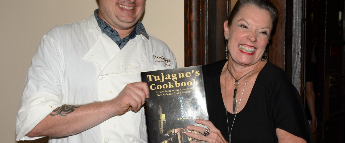 Tujague's Celebrates 160 Years!