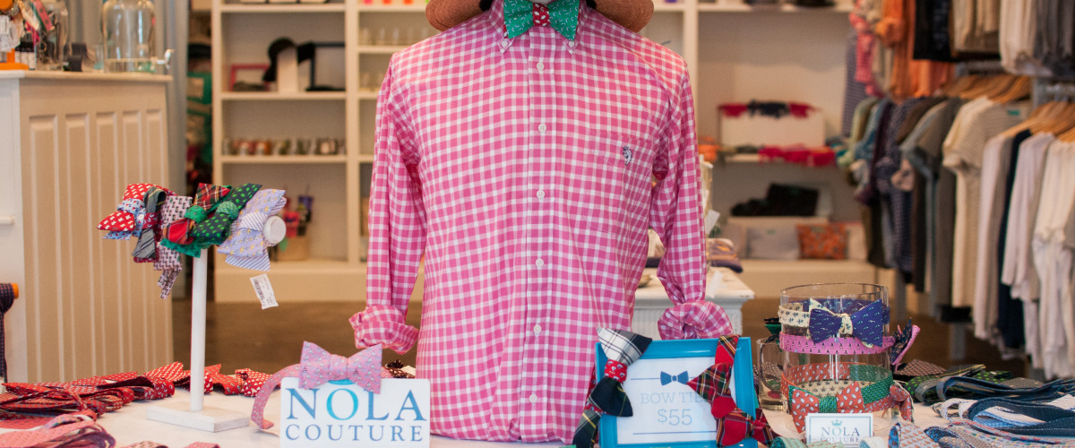 Fashion for (Male) Dummies: A Guide to Shopping for Men?s Clothes in New Orleans