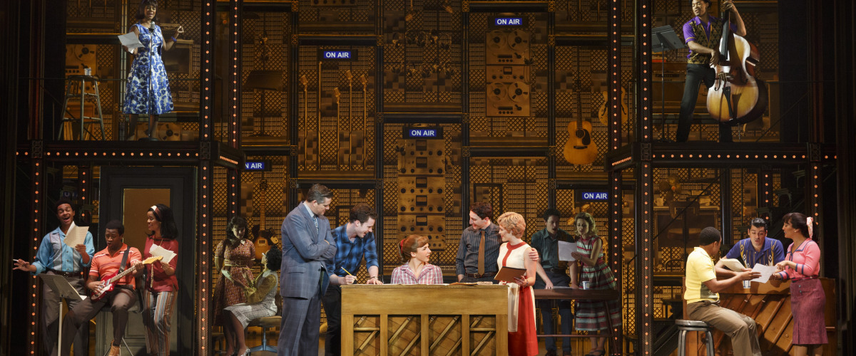 <em>Beautiful: The Carole King Musical</em> Opens for a Limited Run at the Saenger