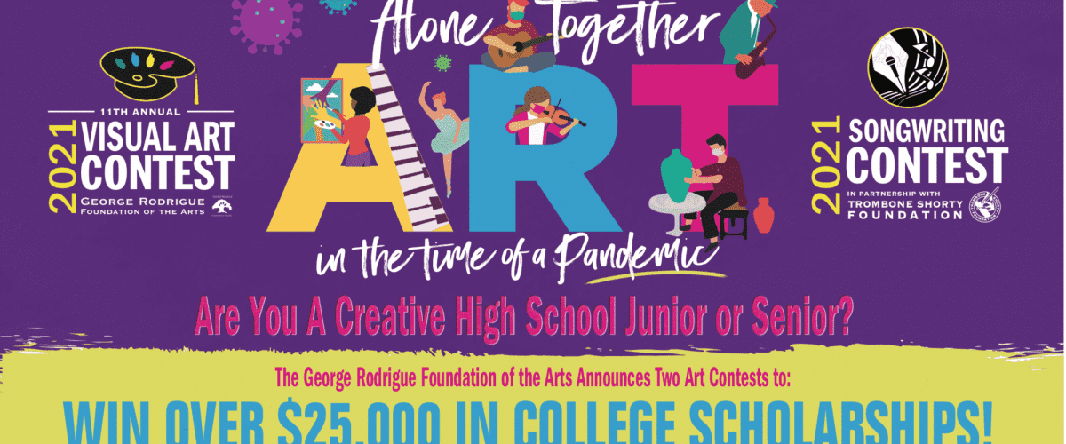 High Schoolers to Compete in Pandemic-Inspired Art and Songwriting Contests