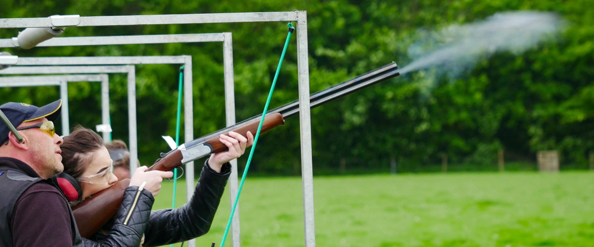 Clay Pigeons for a Cause at the Chartwell Fundraiser