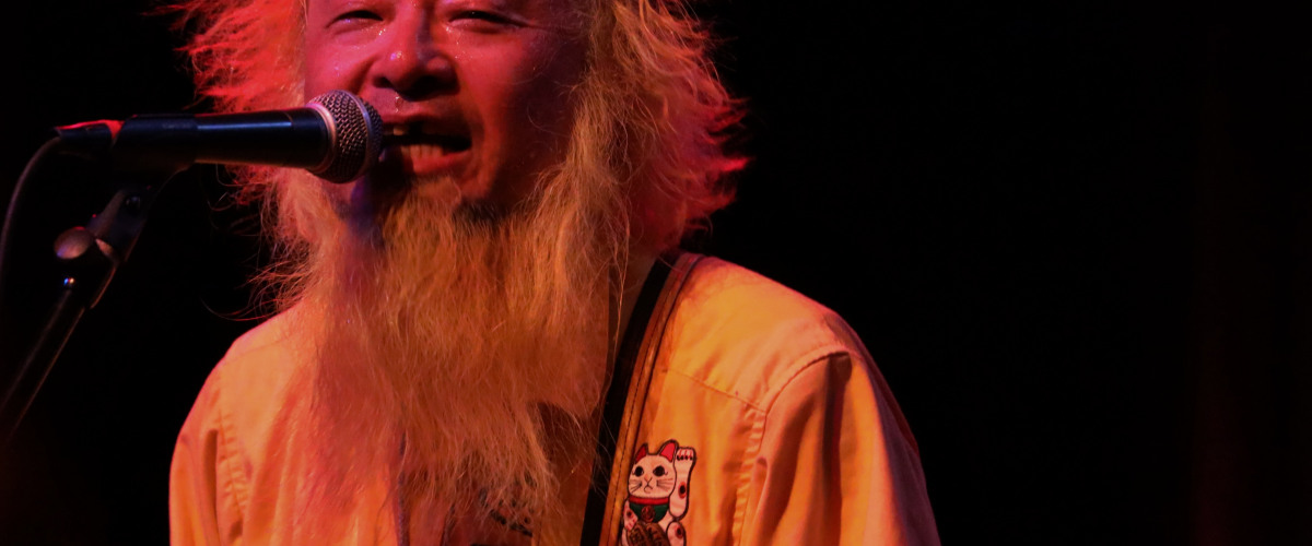 Peelander Z Brings Along Marina Orchestra to Celebrate 20 Years of Fun
