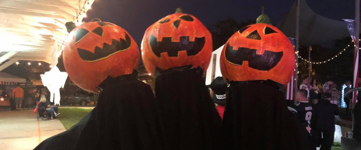 Nightmare on Columbia Stroll to Haunt Covington Before Halloween!