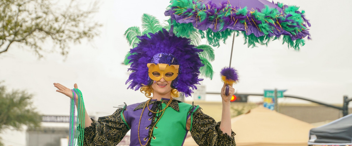 Missed Mardi Gras? Then Check Out Tardy Gras!