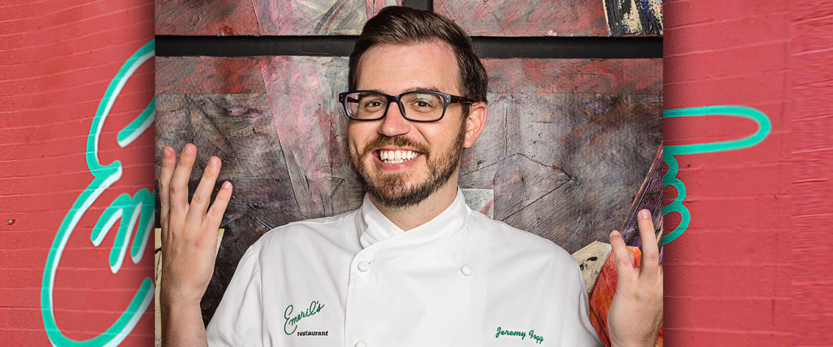 Sweet Win: Emeril's Pastry Chef Wins Food Network Series