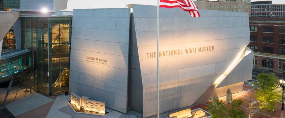 Back In Action: WWII Museum Reopening on Memorial Day