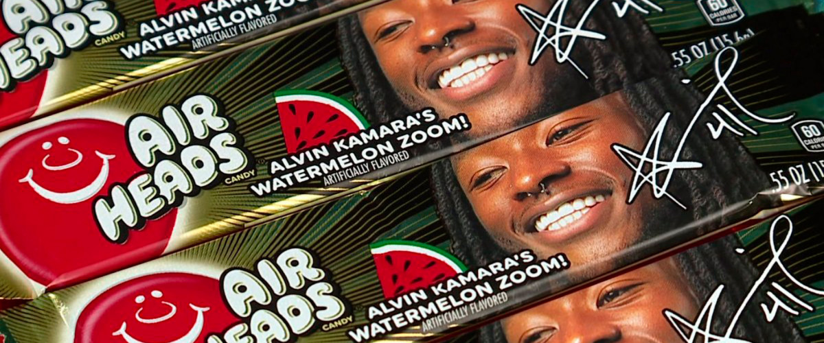 Limited-Edition of Kamara Watermelon Airheads Available Now
