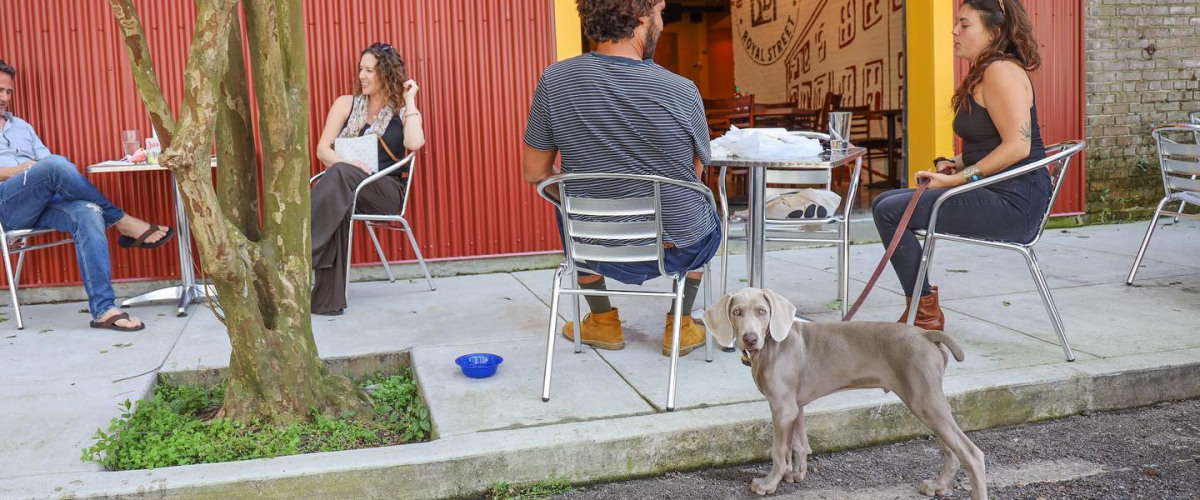 Six Spots for Outdoor Dining & Enjoying the Fall Weather