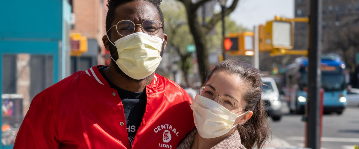 Free Masks for New Orleanians