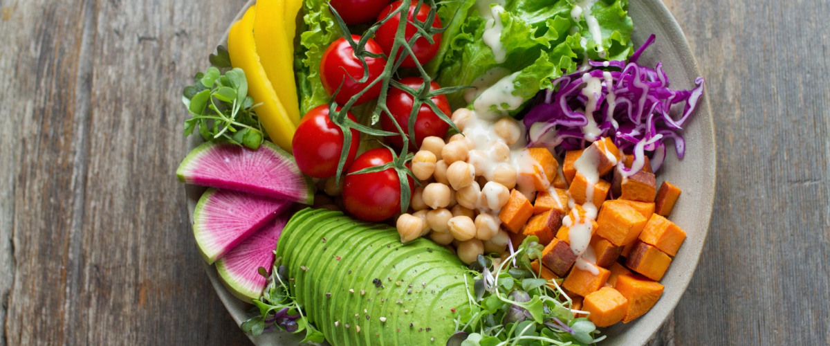 Five Spots to Go Green at for World Vegetarian Day