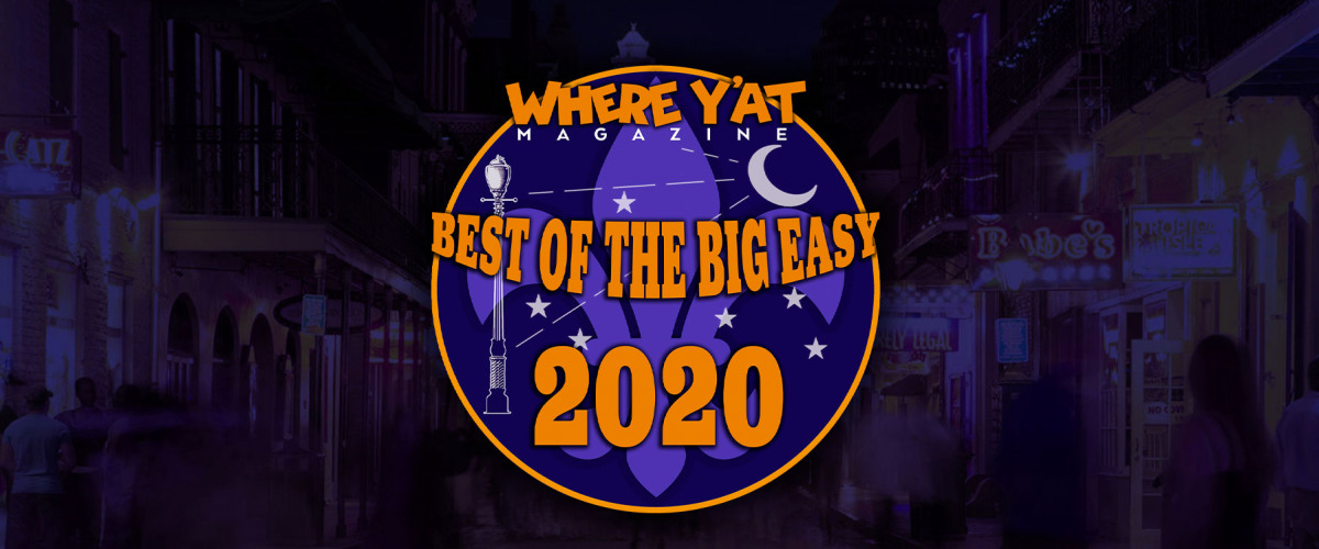 Best of the Big Easy 2020 Voting