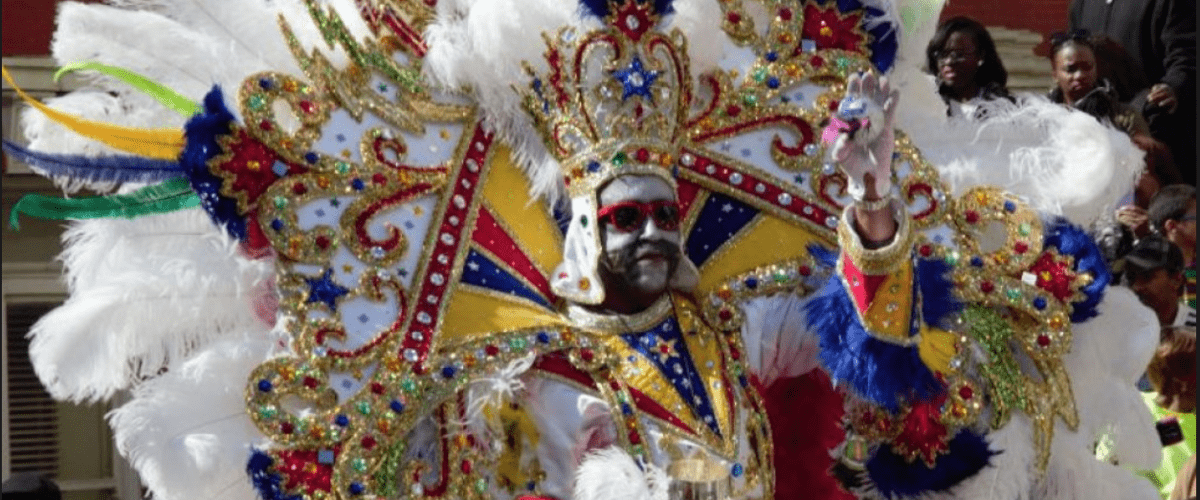 The New Orleans Masking Indians Are Coming Downtown