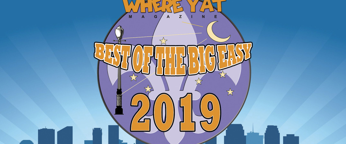 Best of the Big Easy 2019 Voting!