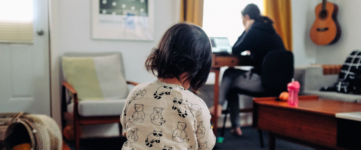 Louisiana Has the 10th Fewest Parents Working From Home