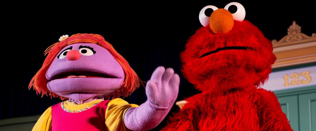 <em>Sesame Street</em>?s Elmo Fights Racism