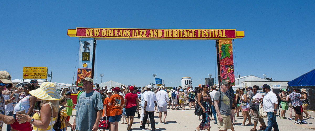 Golden Jazz: A Chat with Jazz Fest Producer Quint Davis