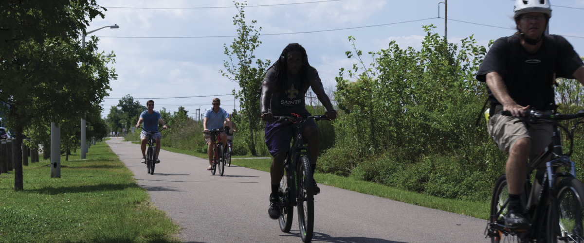Biking in New Orleans, For Better and For Worse