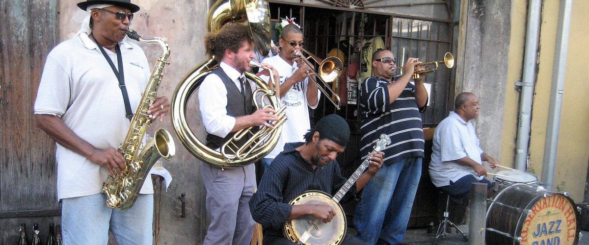 Preservation Hall Jazz Band Headlines Benefit Show This Saturday