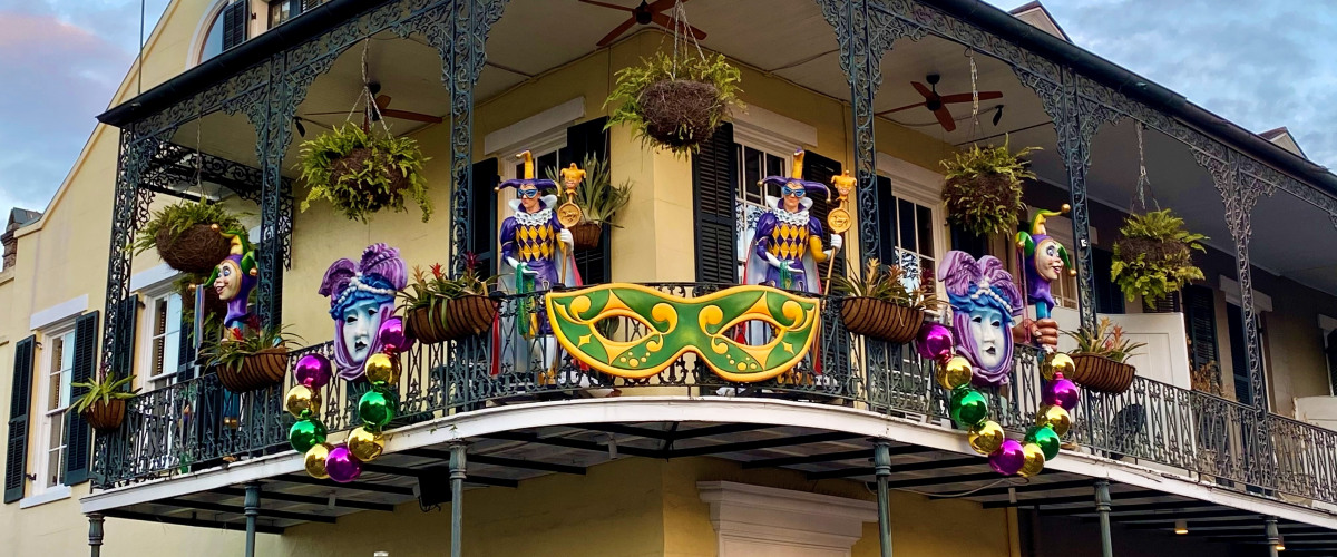 Krewe of House Floats: What to See and How to Join