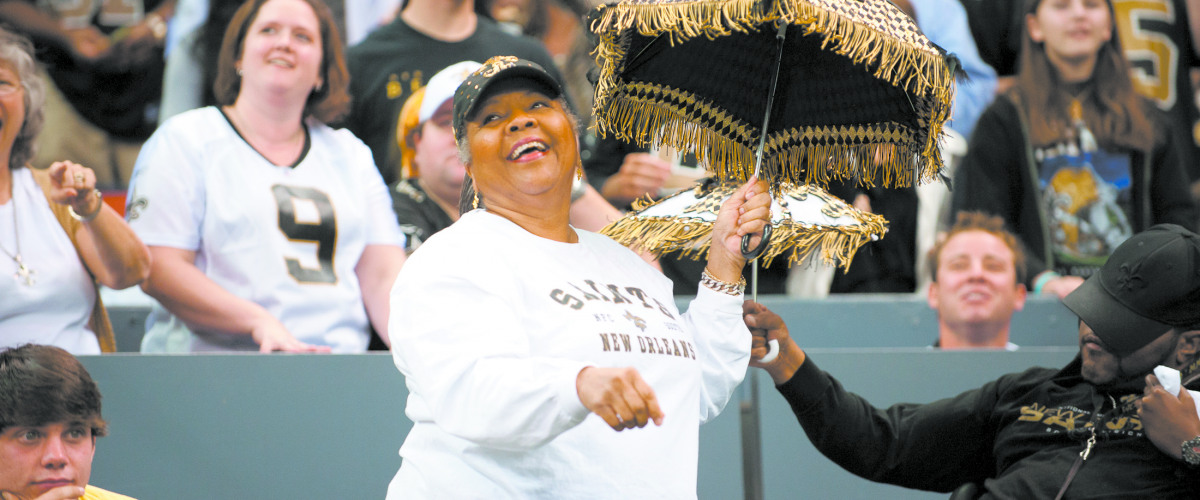 Saints Ranked Number One by the National Football League in Overall Gameday Satisfaction