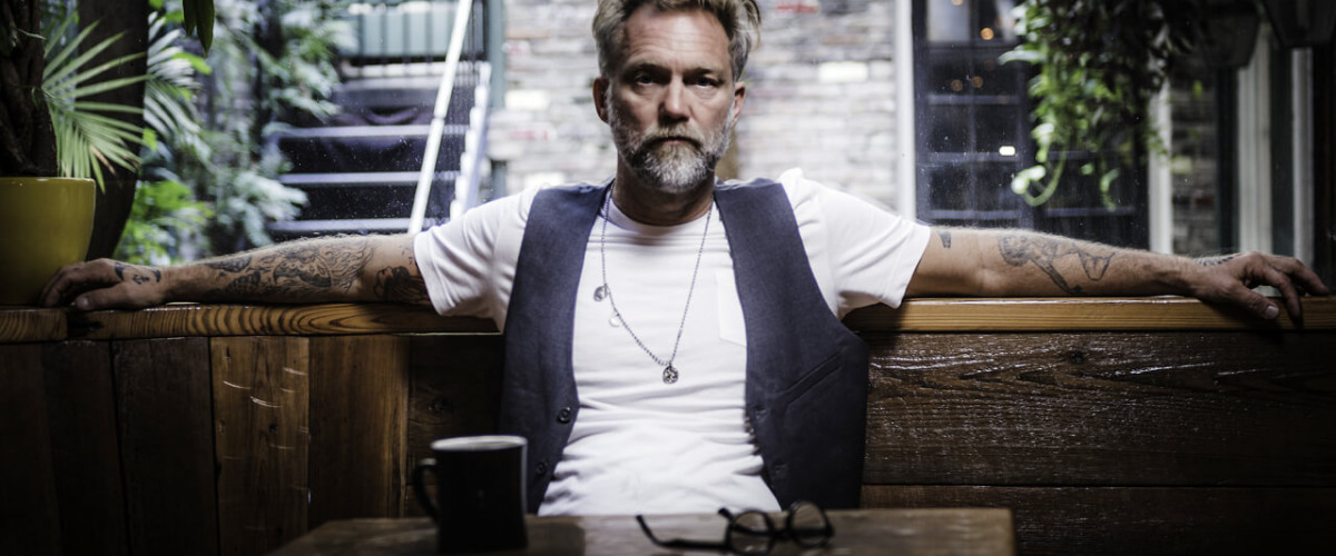 A Conversation with Anders Osborne on Learning the Buddha Blues and More
