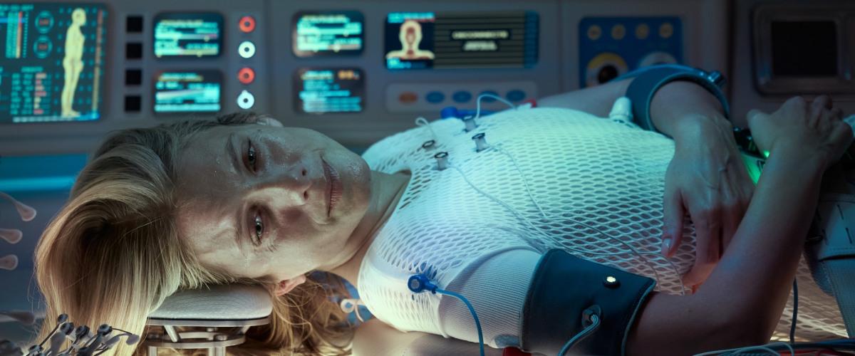 Film Review: <em> Oxygen </em>