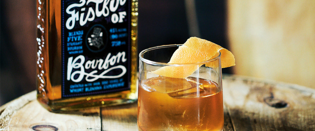 It's National Bourbon Month!