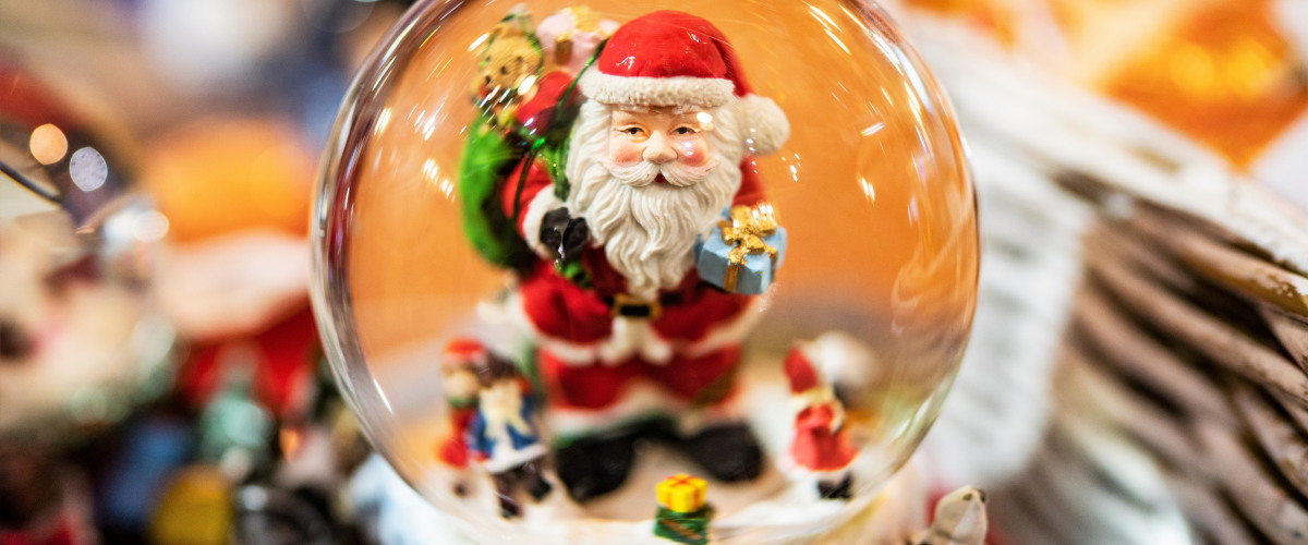 How Did Santa Claus Come to Town? The History of the Jolliest Man Alive