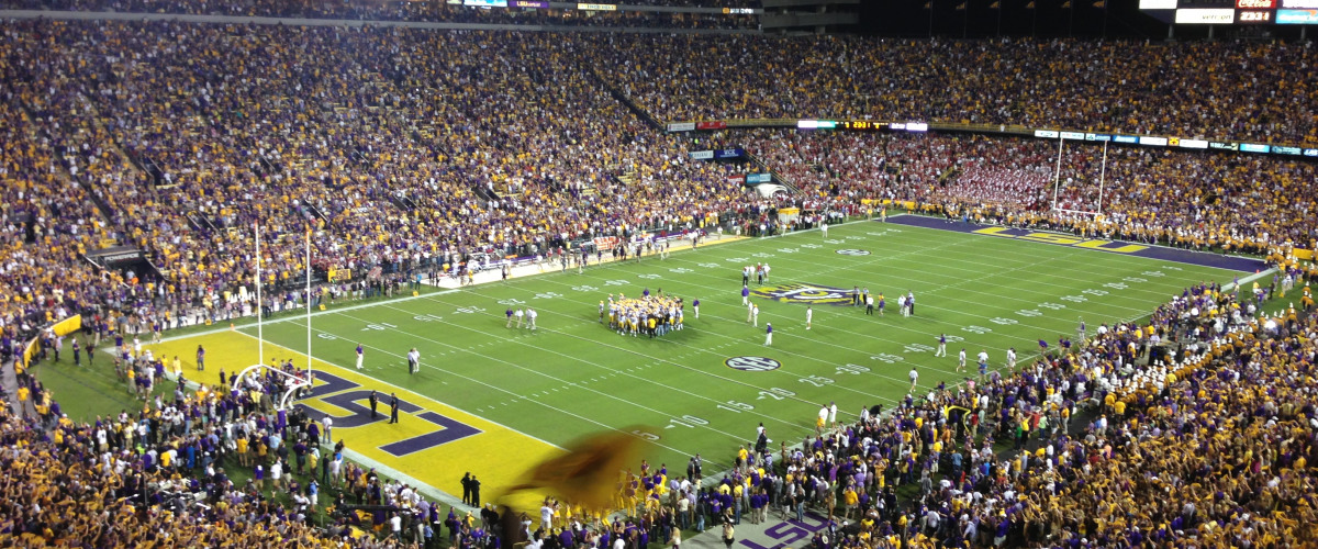 Tiger Stadium To Sell Beer, Wine This Football Season