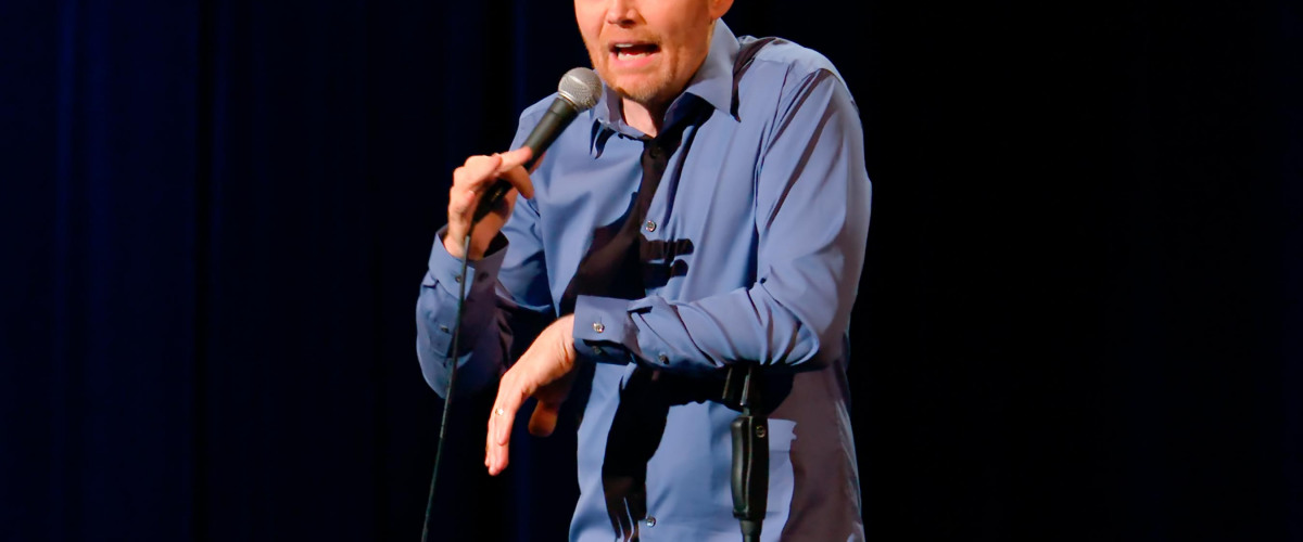 Bill Burr to Hit the Stage at the Mahalia Jackson Theatre Jan. 9 and 10