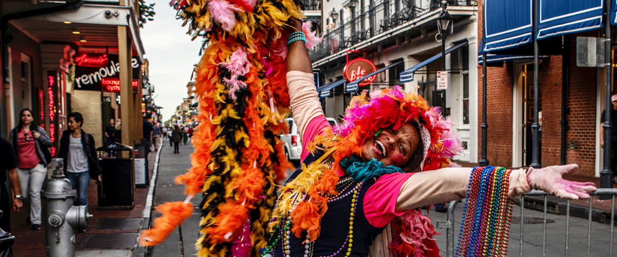 Do You Know What It Means to KNOW New Orleans?