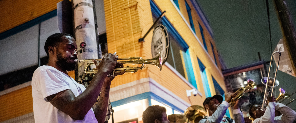 New Orleans: Number 5 Destination for Holiday Travel