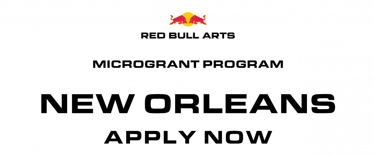 Red Bull Supports New Orleans Artists in Expanded Grant Program
