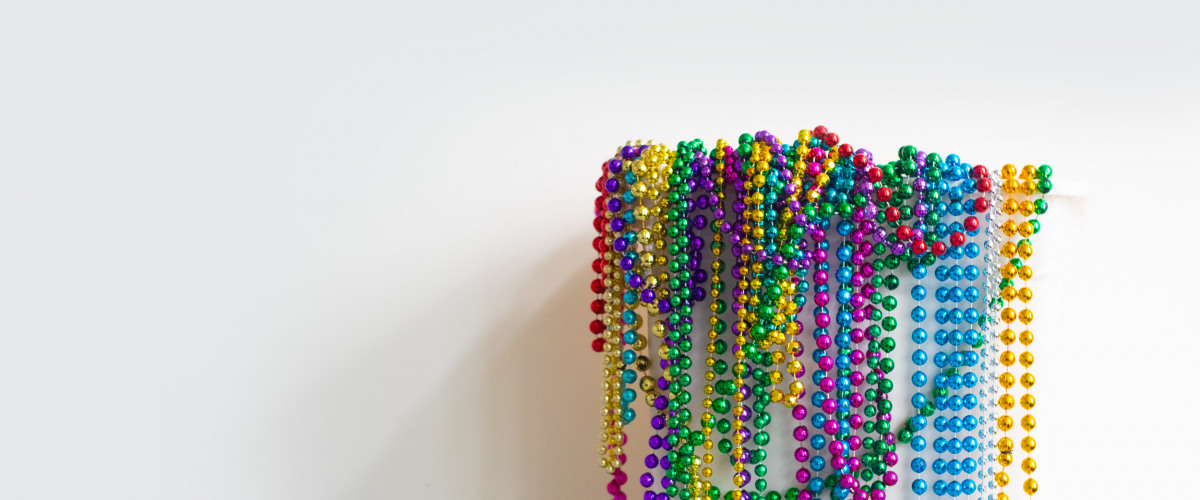 REDUCE, REUSE, RECYCLE  YOUR BEADS