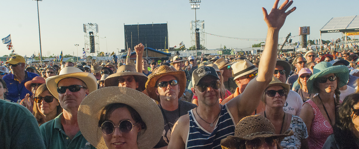 An Open Letter to Jazz Fest Newbies