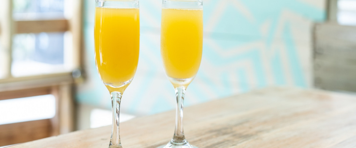 Five Restaurants to Sip Mimosas on National Mimosa Day