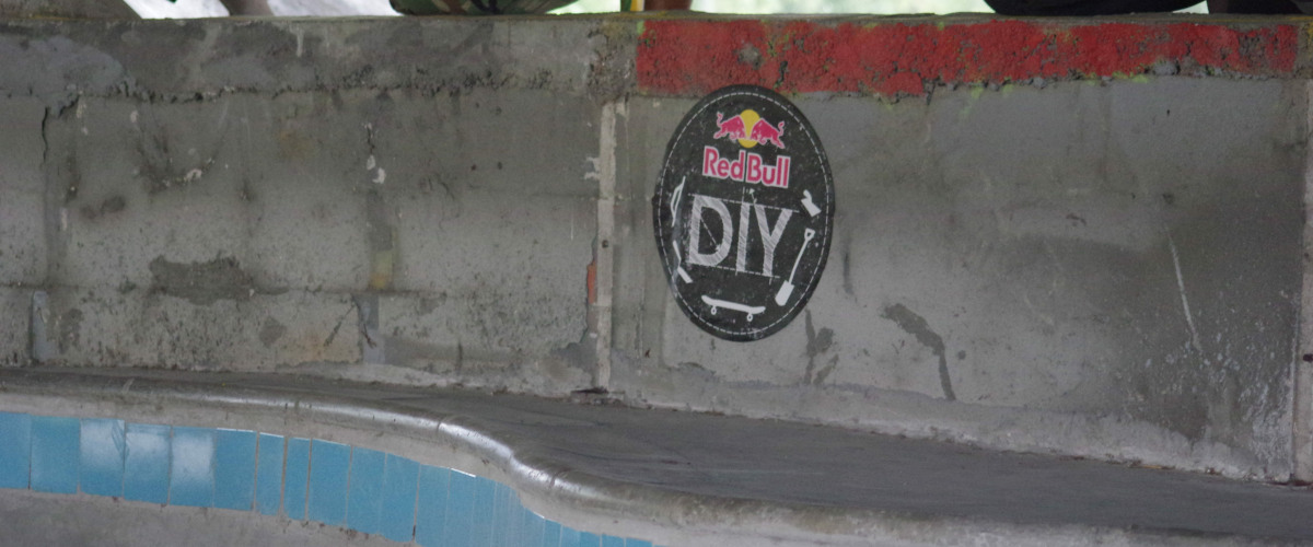 Red Bull takes it to the Bridge with their DIY project at Parasite Park