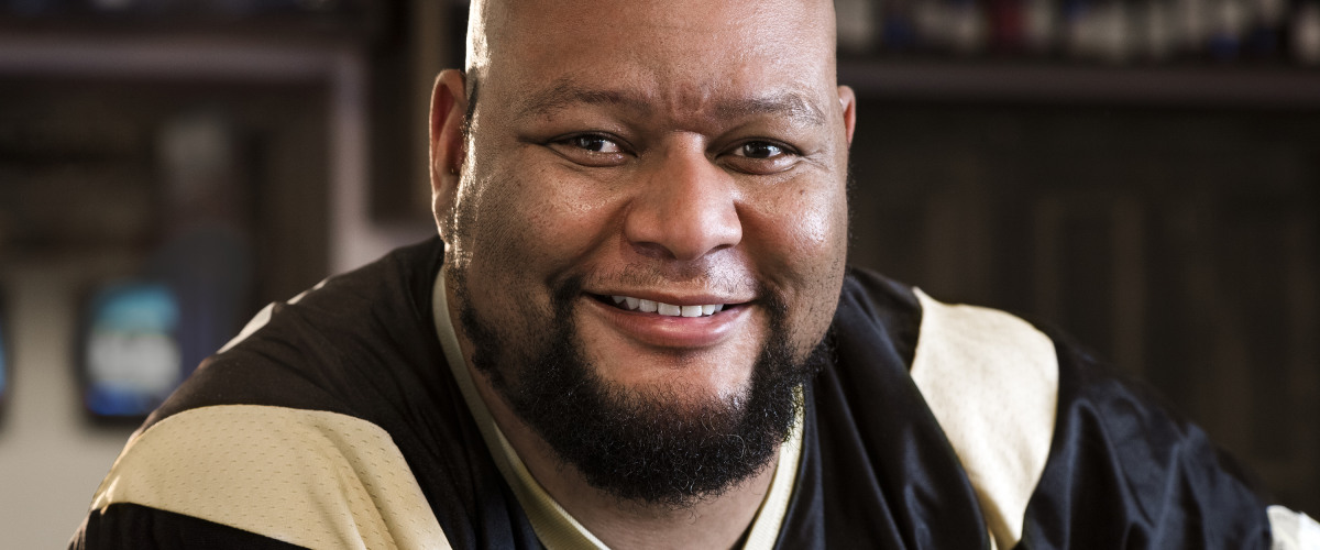 Everybody?s Favorite Ole Saint: Deuce McAllister on Football, Food, and Fun in New Orleans