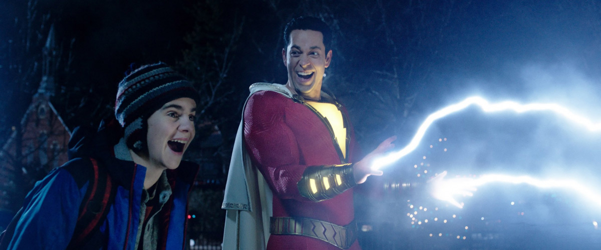 Film Review: <em>Shazam!</em>