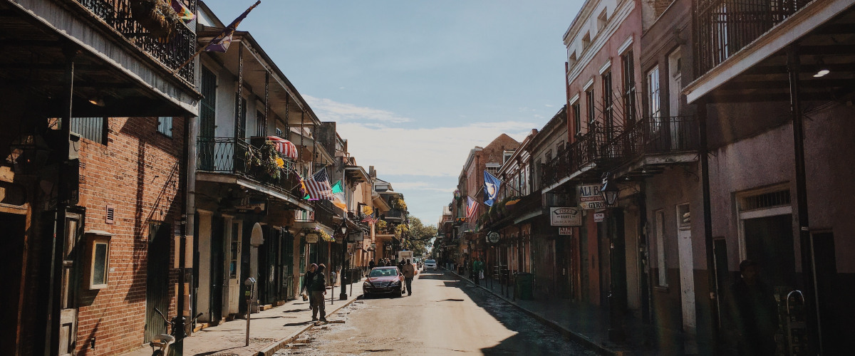 The Pandemic Economy: Comparing Post-Katrina New Orleans With the Impact of COVID-19