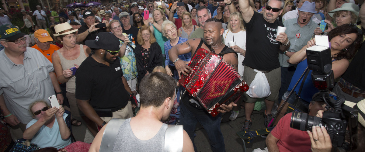 Click Here For Your 2019 French Quarter Fest Map!