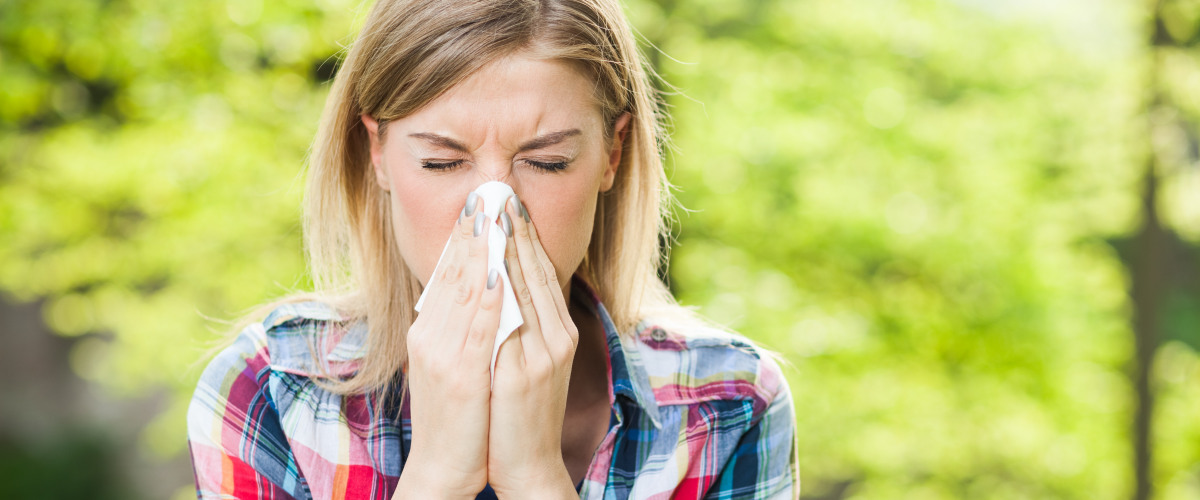 New Orleans #7 Worst City for Allergy Sufferers