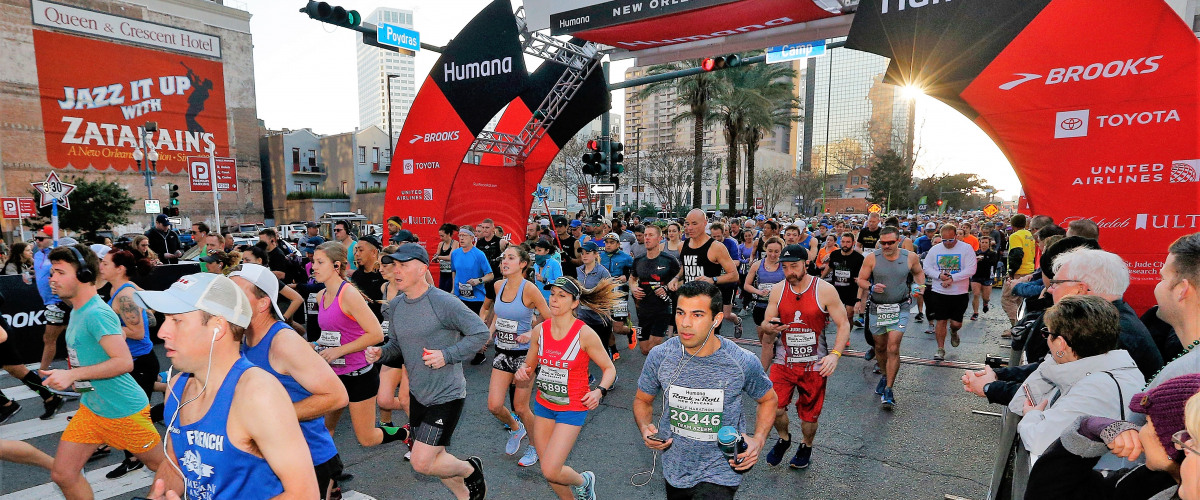 Miles of Fun With the Rock 'n' Roll Marathon and Half-Marathon