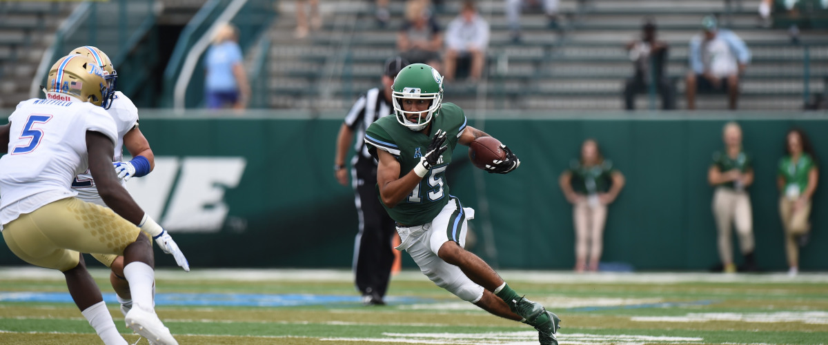 Dynamic, Explosive, and Consistent. New Goals for The Green Wave?s Offense