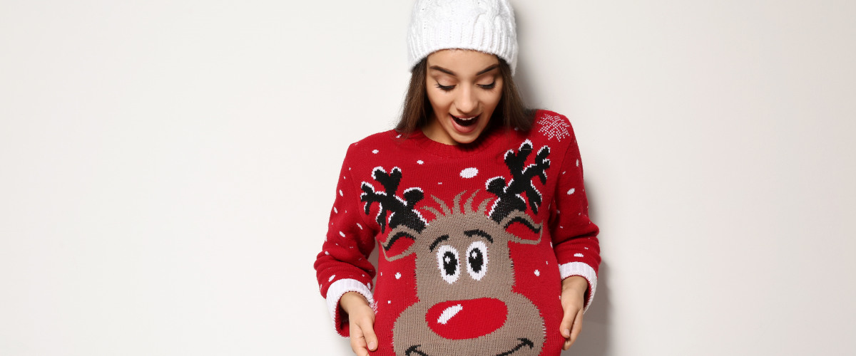 Christmas is  Getting Uglier:  Decoding the Ugly  Christmas Sweater Trend