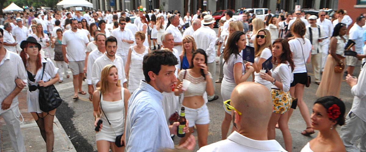 Don?t Miss Out on White Linen Night
