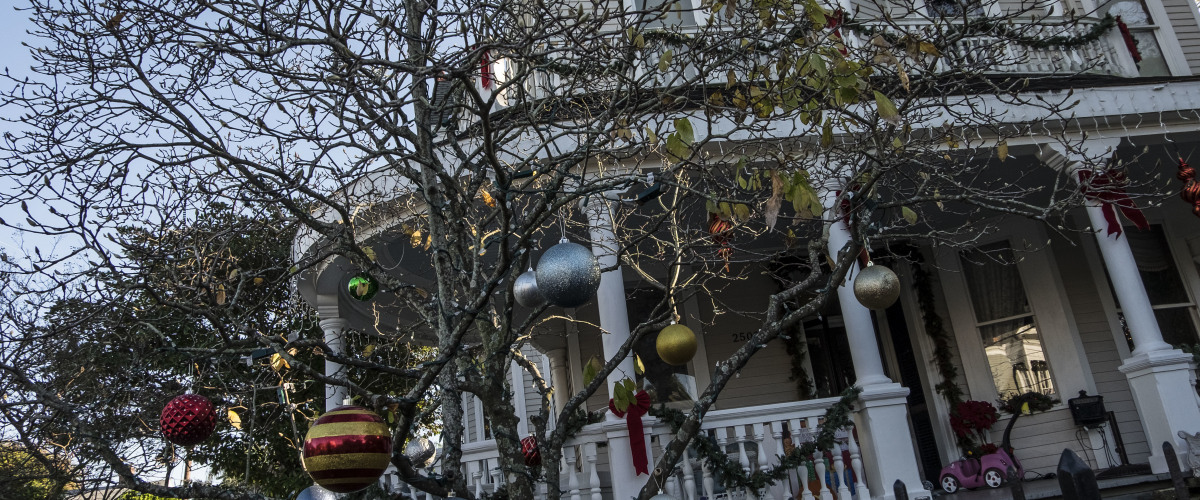A Holly Jolly Tricentennial: 300 Years (or Almost) of Christmas in New Orleans